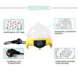 7個の卵の小型自動卵の定温器Ew9-7を保持する熱い販売