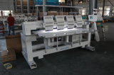 Las pistas industriales de la máquina de coser 4 automatizaron la máquina plana del bordado de la buena calidad de Swf China de la máquina del bordado