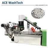 PE van pp de Plastic Machine van de Korrels van het Recycling van het Afval