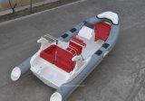 Liya 6.6mの中央コンソールの肋骨のボートのディンギーグループの喜びの肋骨