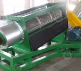 máquina de reciclaje de HDPE botella puede toda la línea de lavado