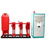 Wxqbmapsule圧力タンク火のブスターの調整装置の給水装置