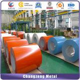 Vorgestrichenes galvanisiertes Stahldach-Blatt (CZ-P03)