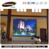 Alta pantalla de visualización a todo color de interior de LED de la definición P2.5