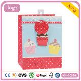 Geburtstag-Kuchen-Kleidungs-System-Supermarkt-Andenken-Geschenk-Papiertüten