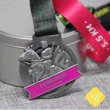 Médaille de marathon en 3D personnalisé