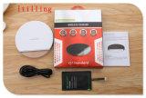 Qi rápido estándar de cargador inalámbrico universal para el iPhone 8 iPhone X sin calor