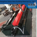 Гальванизированный используемый Drywall обрамлять профиля омеги стальной формировать машину