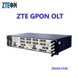 Novos Equipamentos Terminais de linha óptica Original Mini Gpon Olt para a ZTE C320