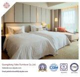 현대 직물 침대 (YB-WS-25)를 가진 현대 호텔 침실 가구