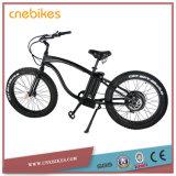 Strand Curise elektrisches Fahrrad-fettes Reifen-Fahrrad 500W