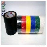 De kleurrijke Zelfklevende Banden Van uitstekende kwaliteit van de Isolatie van pvc Elektro Standaard Zwarte Elektro