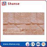Revestimiento suave ligero antisísmico de la pared del mosaico