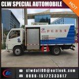 Caminhão da água de limpeza da cerca 4*2, caminhão 4-10cbm de lavagem