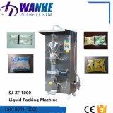 Empaquetadora media automática de la bebida del agua del líquido de cierre
