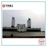180m3/H Stationaire Concrete het Groeperen van de productiviteit Installaties