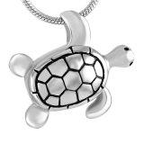 Halsband van de Herinnering van de Houder van de As van het Huisdier van de Vorm van de schildpad de Dierlijke Begrafenis