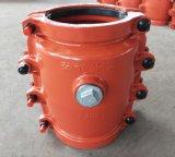 고리 P200 의 캡슐에 넣기 고리, 수선 죔쇠, 관 수선 죔쇠, 수선 연결을 고치십시오