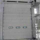 Industrielle obenliegende geschnittentür/anhebende Tür/Virtical obenliegende Tür