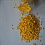 Polypropylen-Film, der gelbes Masterbatch durchbrennt