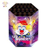 Fuochi d'artificio della torta di Payaso 7s