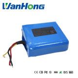 携帯用プロジェクターのための824644pl 2p 4100mAh電池のパック