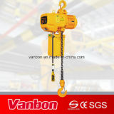 2 tonnellate con il tipo fisso gru Chain elettrica dell'amo
