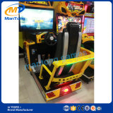 Machine van het Spel van de Raceauto van de Simulator van de motie de Muntstuk In werking gestelde