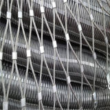 ステンレス鋼のフェルールロープの網