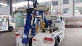 Het Platform die van de Weg van Dongfeng 4t Wrecker voor Verkoop slepen