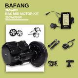Bafang BBS01 mittlere Laufwerk-Konvertierungs-Installationssätze mit Batterie