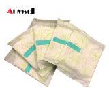 女性のMenstrualパッド夜使用の使い捨て可能な乾燥した心配の生理用ナプキン