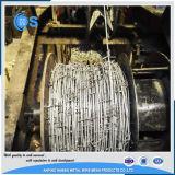 Arame farpado galvanizado calibre da fábrica 12*12 de China