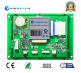 module du TFT LCD 5 '' 640*480 avec le contact résistif Screen+RS232