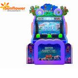 屋内娯楽切符の買戻しのゲーム・マシンの氷の人水射撃のゲーム・マシン