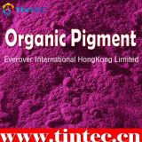 Rouge organique 122 de colorant pour le plastique (excellente stabilité à l'altération superficielle par les agents atmosphériques)