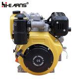 Двигатель дизеля с цветом желтого цвета воздушного фильтра ванны масла (HR188FA)