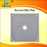 piatto d'alimentazione concentrare della filtropressa dell'alloggiamento di 1000X1000mm