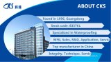 Nat-toegepast Zelfklevend HDPE Waterdicht Membraan voor het Project van de Kelderverdieping
