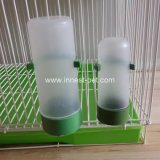 Воды клетки птицы фидера любимчика Китая бутылка пластичной автоматической подавая