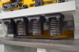 Машина работника утюга Q35y-25, гидровлический Ironworker, машина отверстия пробивая