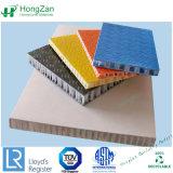 Les panneaux en fibre de verre antidérapant Honeycomb avec PP Core