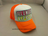 Espuma de Poliéster 100% camionero Hat malla parche bordado personalizado camionero Hat