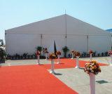 Большое напольное шатёр свадебного банкета