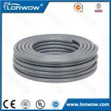 Pipe électrique flexible souterraine de conduit