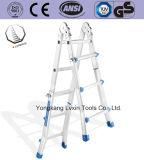 4*3 шагов мало гигантские/алюминиевые лестницы