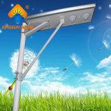 Indicatore luminoso di via integrated solare di prezzi di fabbrica 20W