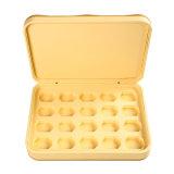 خيزرانيّ /PU جلد /Plastic هبة يعبر شاي صندوق
