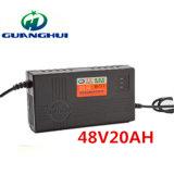 Säure-Ladegerät des Leitungskabel-48V20ah verwendet für elektrisches Fahrrad /Motorbicycle