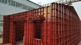 Mura di cemento versati cassaforma per le strutture in cemento armato